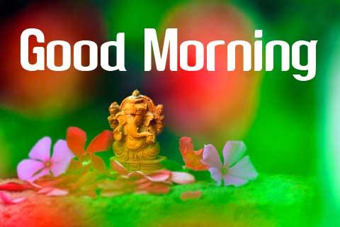 Best Good Morning Ganesh Images Photos Wallpaper Download Good Morning