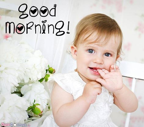 501 Beautiful Kids Good Morning Images Good Morning Baby Child Images Good Morning