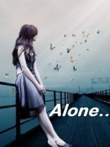 Alone Girl Whatsapp DP Images Photos Wallpaper Pictures Free ...