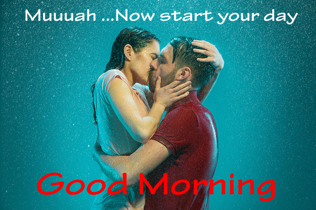 100 Good Morning Kiss Images For Lover In Hindi Good Morning