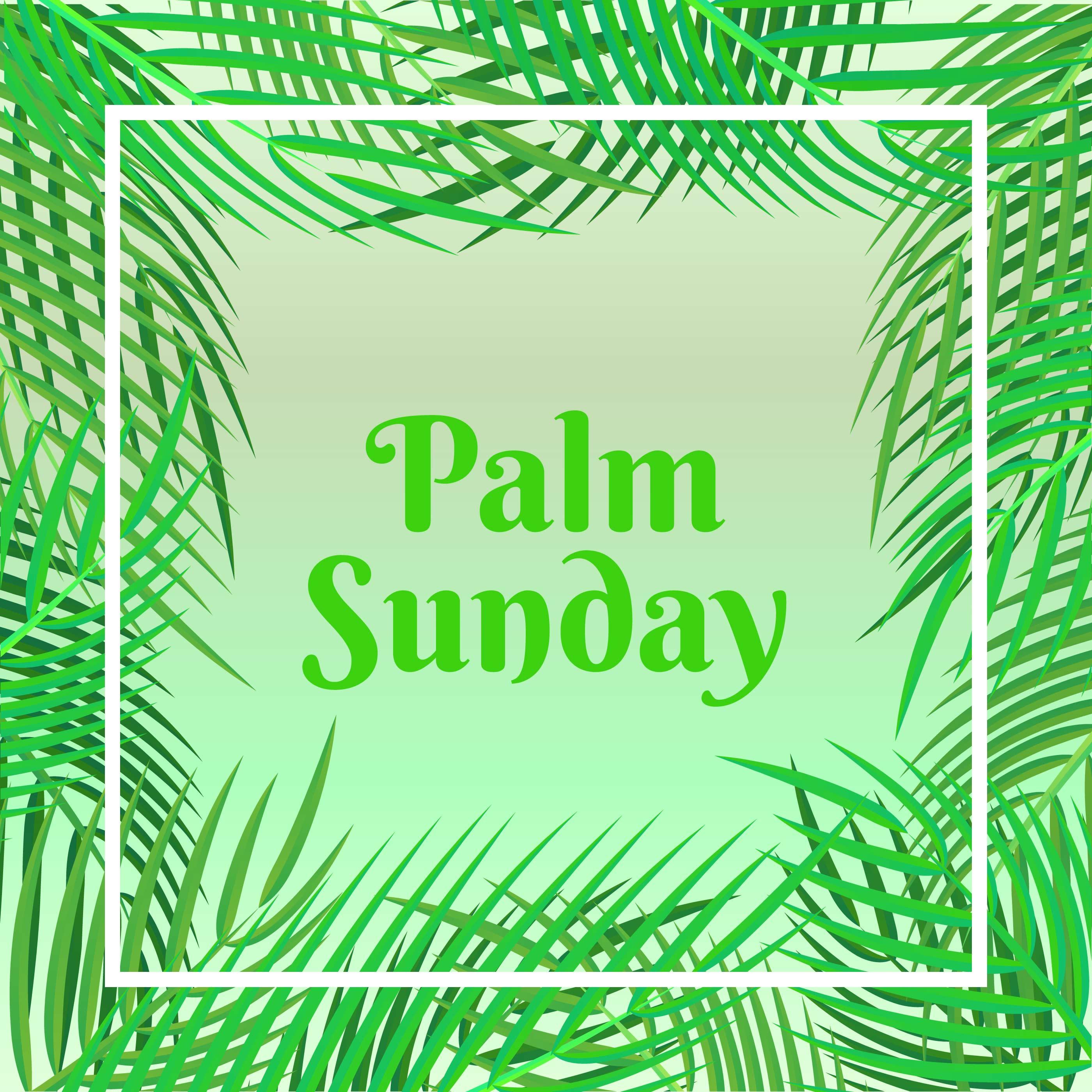 Palm Sunday PDF Free Download